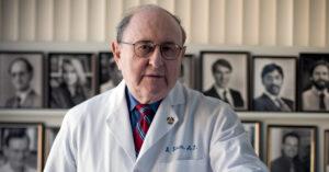 Bernard Lown defibriliatoriaus išradėjas