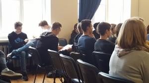 """PROJEKTAS ,,TUK TUK ŠIRDELE – BŪK SVEIKA!"""" 2017 Vilniaus Gabijos gimnazija (4)"""
