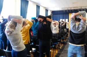 """PROJEKTAS ,,TUK TUK ŠIRDELE – BŪK SVEIKA!"""" 2017 Vilniaus Gabijos gimnazija (5)"""