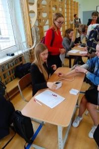 """PROJEKTAS ,,TUK TUK ŠIRDELE – BŪK SVEIKA!"""" 2017 Vilniaus Užupio gimnazija (29)"""
