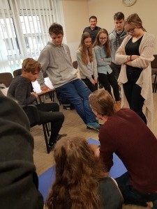 PROJEKTAS TUK TUK ŠIRDELE – BŪK SVEIKA! 2017 metai fabijoniskiu mokykla (15)