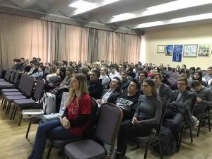 """Projektas ,,Tuk tuk širdele – būk sveika!"""" 2018 m. Vilniaus Šv. Kristoforo gimnazija gaivinimo diena (10)"""