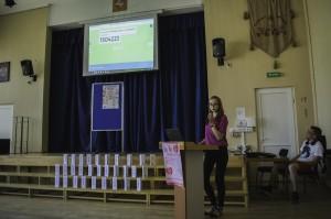 """Projektas ,,Tuk tuk širdele – būk sveika!"""" 2018 m. Vilniaus Žvėryno gimnazija (9)"""