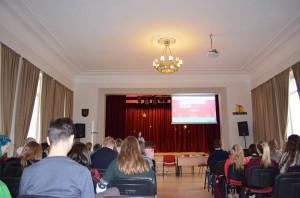 """Projektas ,,Tuk tuk širdele – būk sveika!"""" 2018 m. Vilniaus Užupio gimnazija kardio diena (8)"""